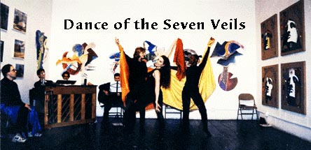 The dance of the seven veils